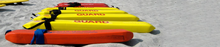 Lifeguard buoys